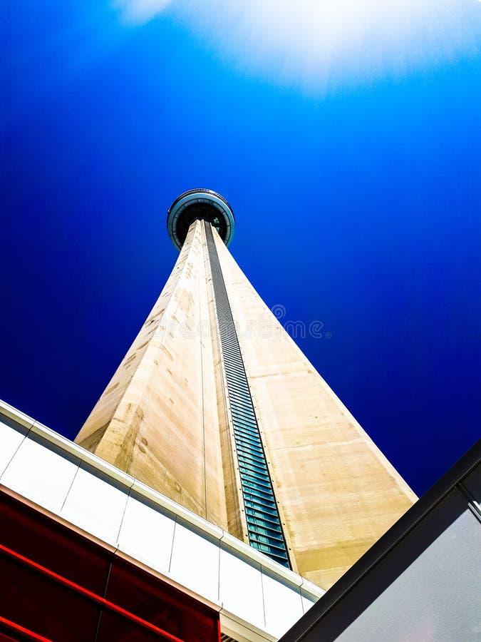 Det stora tornet royaltyfri bild