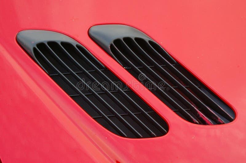Detail 01 Van De Auto Royalty-vrije Stock Afbeeldingen