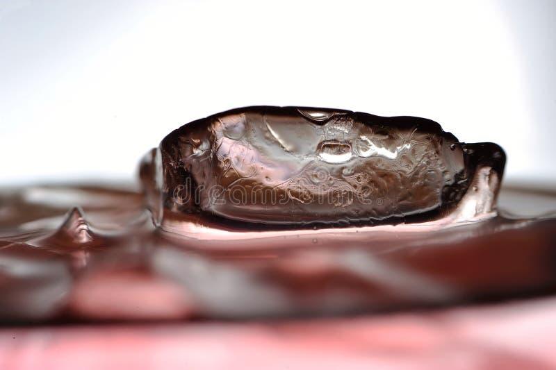 Detail 2 van het ijs stock afbeeldingen