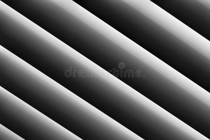 Detail and abstract view of sun-blind stock photos