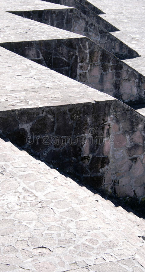 Detail of an architecture in the cemetery royalty free stock photography
