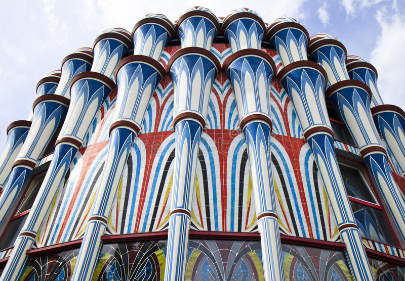 Download Detail Of Art Hotel, Sankt Veit An Der Glan, Austria Editorial  Stock Photo