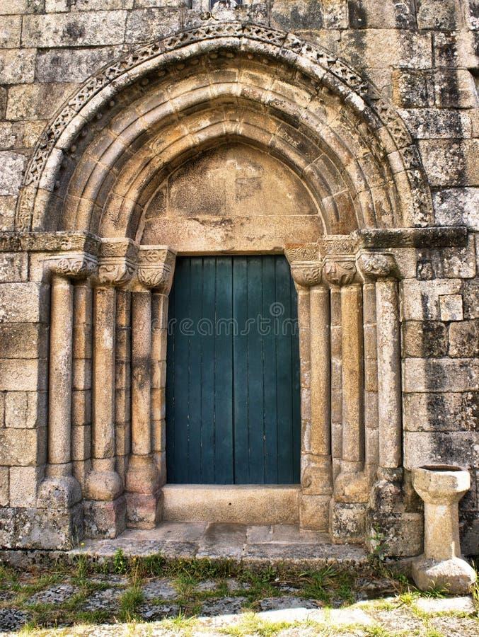 Download Detail Of Boelhe Romanesque Church In Penafiel Stock Image - Image of landscape, doorway: 95293631