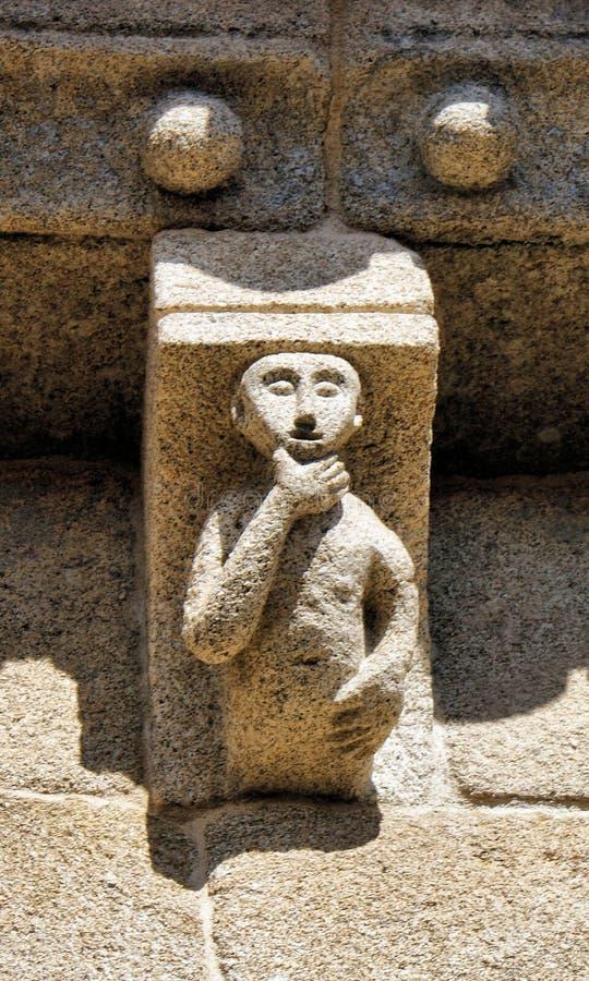 Download Detail Of Boelhe Romanesque Church In Penafiel Stock Photo - Image of north, landmark: 95293704