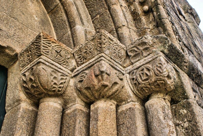 Download Detail Of Boelhe Romanesque Church In Penafiel Stock Image - Image of capital, boelhe: 95294329