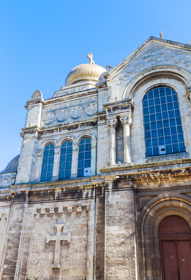 Download Detail Of Cathedral Assumption Cathedral, Varna Editorial Image - Image: 83712210