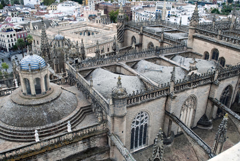 Download Detail Of The Cathedral Of Santa Maria Stock Photo - Image: 22096422