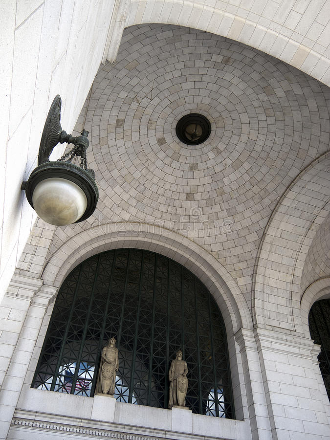Download Detail Of Ceiling In Union Station Royalty Free Stock Image - Image: 24788616
