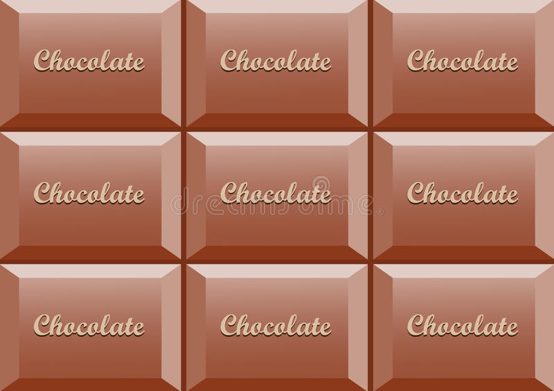 Download Detail of chocolate stock vector. Illustration of tasty - 12236103