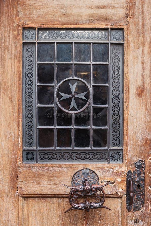 Download Detail Of Church Doors Of The Sovereign Military Order Of Malta. Prague. Stock & Detail Of Church Doors Of The Sovereign Military Order Of Malta ...