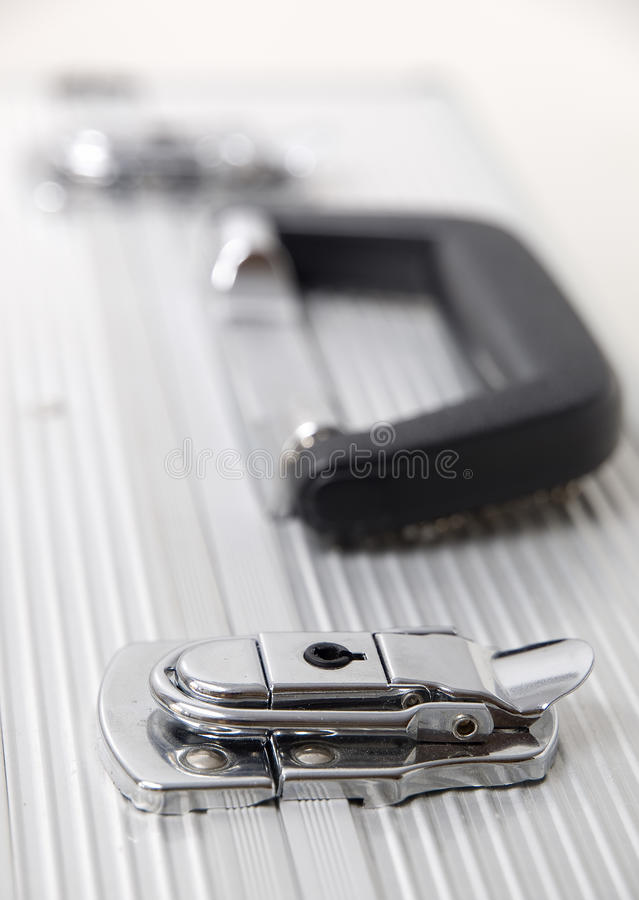 Download Detail Closure Briefcase Royalty Free Stock Image - Image: 26810636