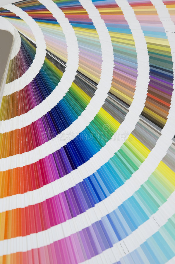 Download Detail Of Color Guide - Chart Stock Photo - Image: 3114626