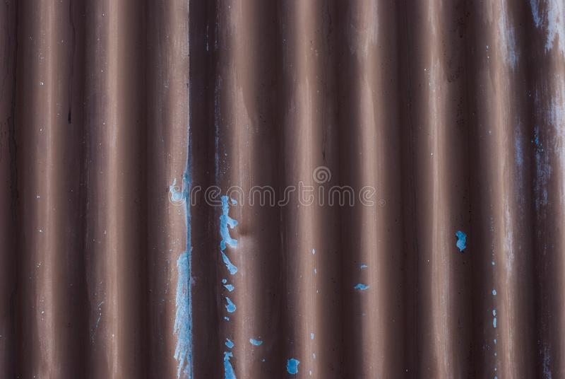 Detail of a construction shed stock images