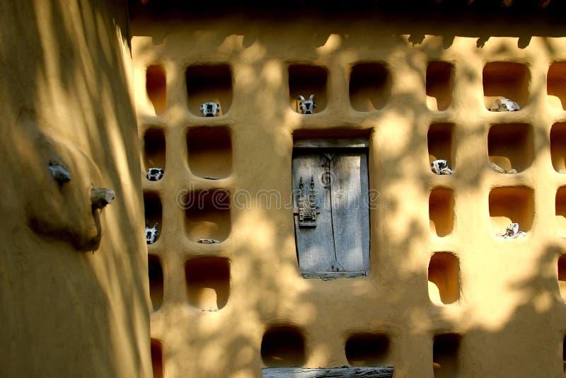 Detail der Dogan Architektur lizenzfreie stockfotografie