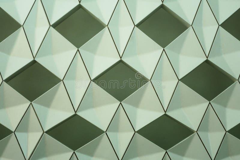 Download Detail Der Modernen Geometrischen Wandgestaltung Stockfoto - Bild von vorsprung, modern: 96929946