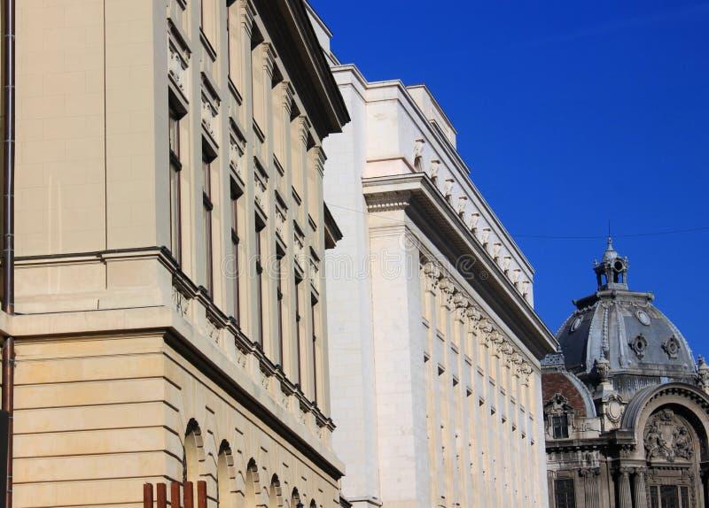 Detail des historischen Gebäudes lizenzfreie stockbilder
