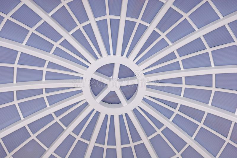 Detail Of Dome Structure Royalty Free Stock Image