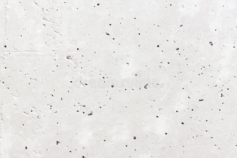 Detail einer rauen Schaumbetonwandoberfläche stockfotografie