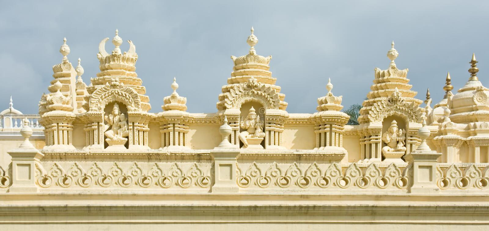 Download Detail Of The Famous Mysore Palace Royalty Free Stock Photo - Image: 8923685