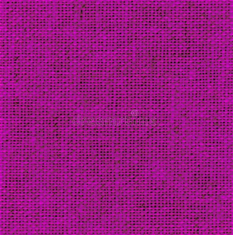 Fuchsia fabric texture. Blank background stock image