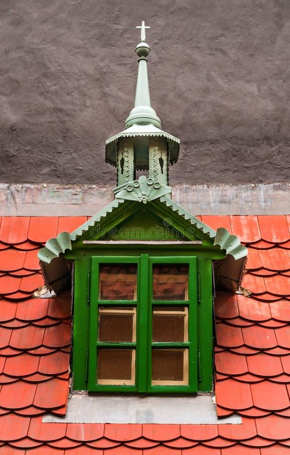 Download Detail On Golden Lane, Prague Stock Photo - Image: 29296038