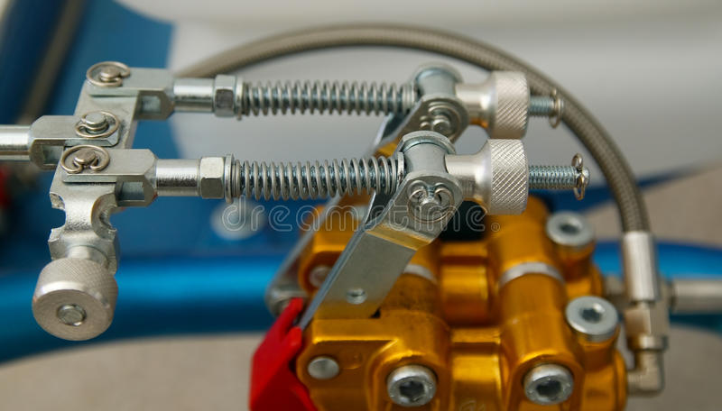 Download Detail Of Mechanical Parts Stock Photography - Image: 16148092