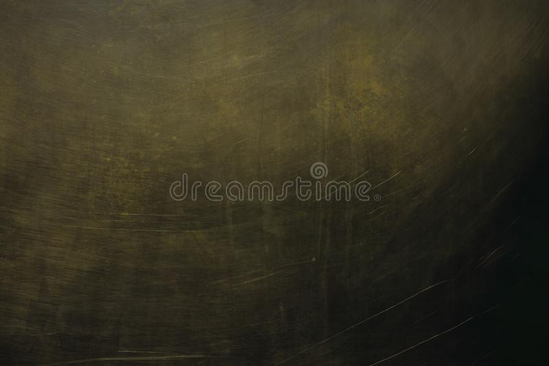 Detail of metalic scraped wall texture or background. Detail of old metalic scraped wall texture or abstract background royalty free stock image