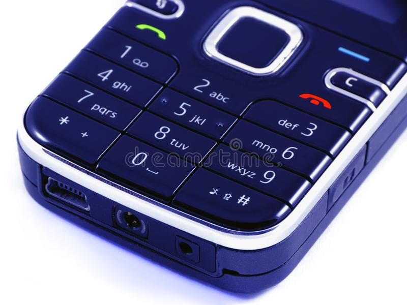 Download Detail of mobile phone stock photo. Image of communicating - 18151748