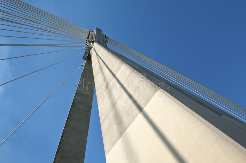 Download Detail Of Modern Bridge Architecture. Stock Image - Image: 20011517