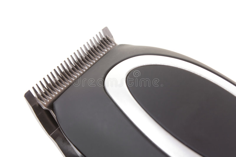 Download Detail Of A Modern Electric Hair / Beard Royalty Free Stock Images - Image: 7600689