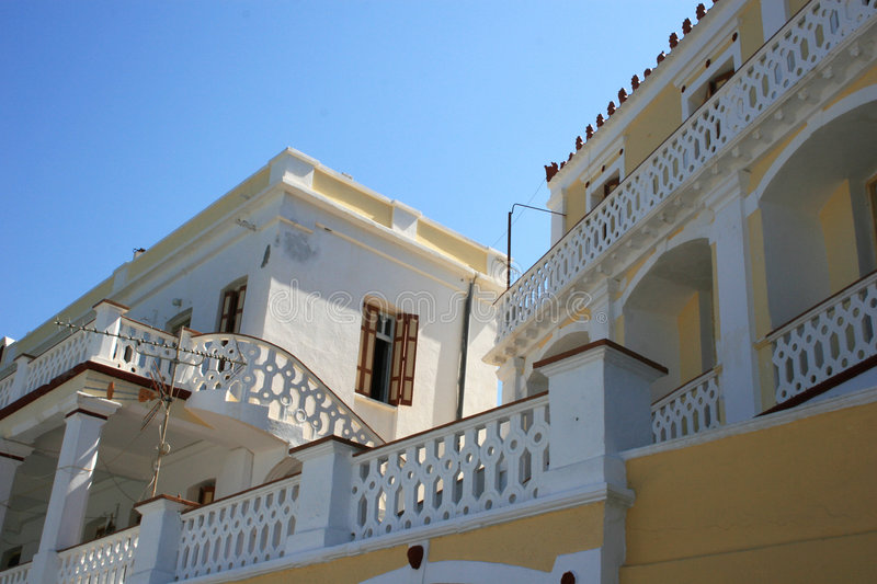 Download Detail Of Monastery In Greece Stock Photo - Image: 6981130