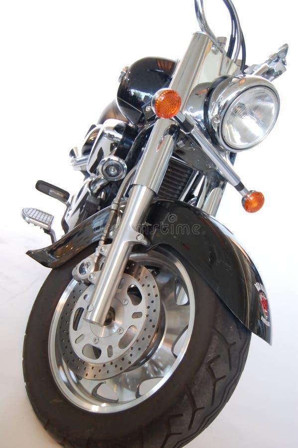 Detail of motorbike stock image