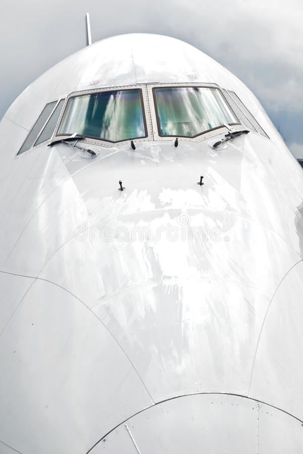 Free Detail Of Aircraft Nose Royalty Free Stock Photo - 20819285