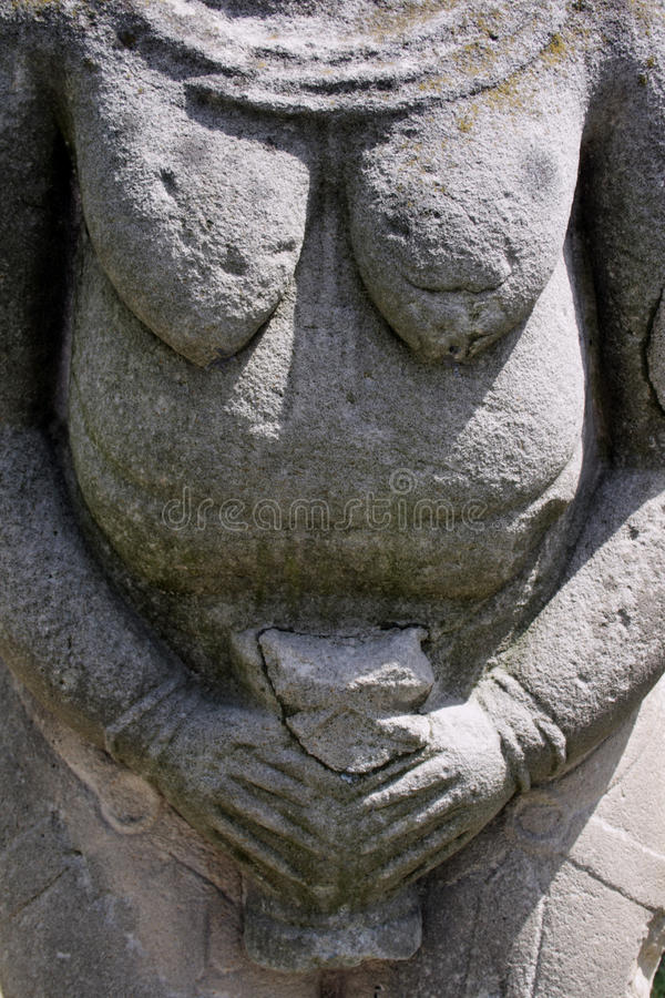 Free Detail Of Of Kurgan Anthropomorphic Stone Stelae Royalty Free Stock Images - 10520919