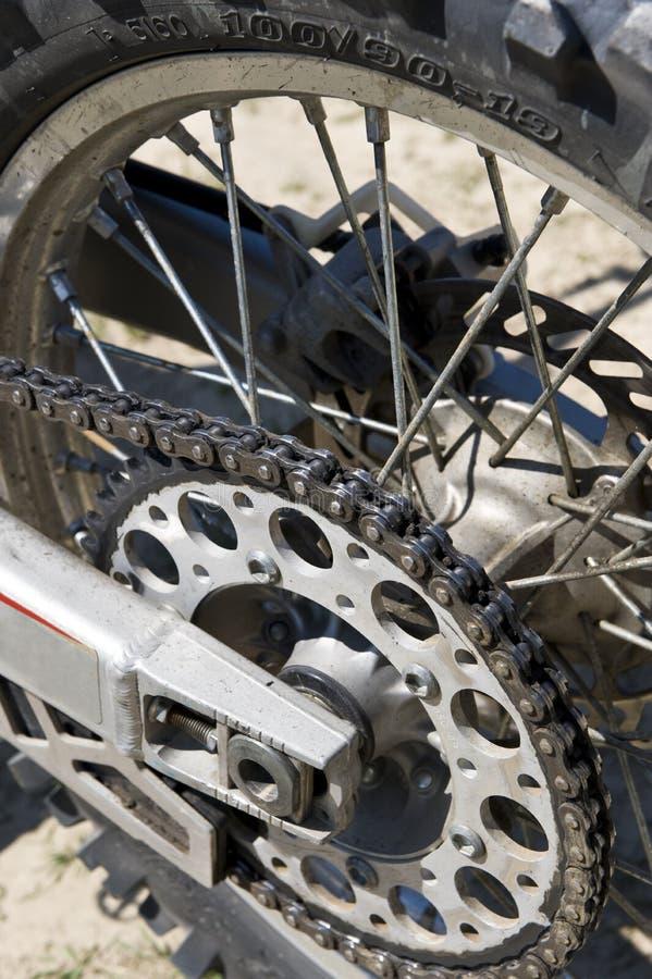 Free Detail Of Racing Motor Cycle Royalty Free Stock Photos - 9254478