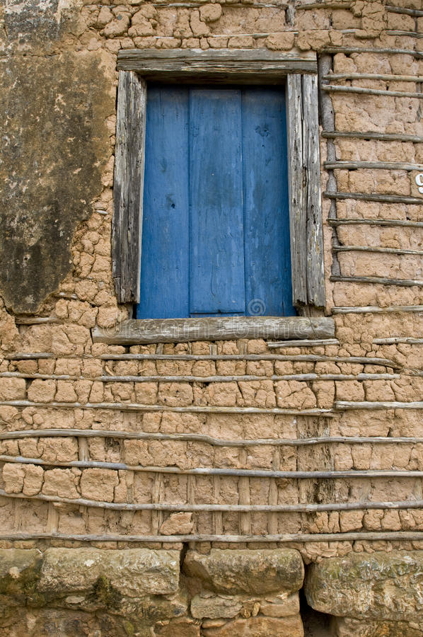 Free Detail Of The Wattle And Daub Architecture Technic Royalty Free Stock Photo - 17348745