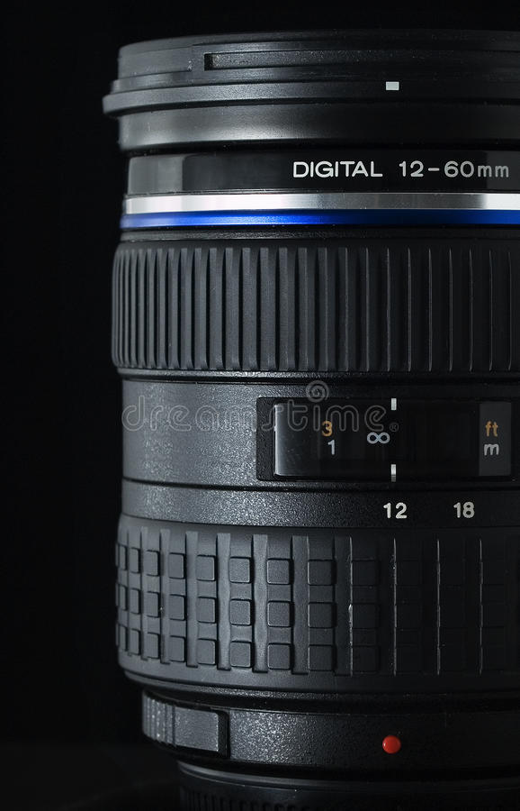 Download Detail Of A Photographic Lens Stock Photo - Image: 26046920