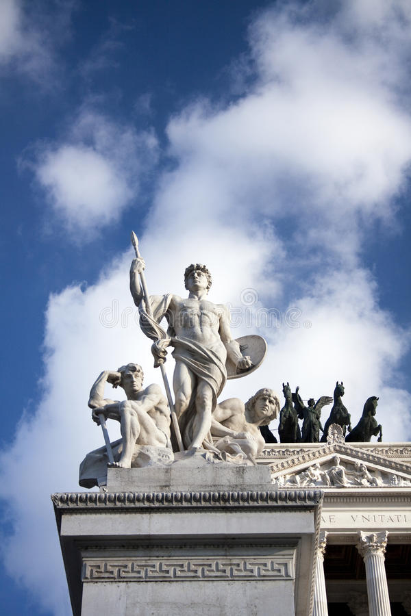 Download Detail of Piazza Venezia stock image. Image of monument - 32478289