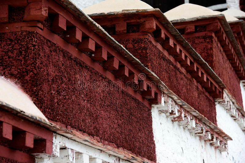 Download Detail Of The Potala Palace Stock Image - Image: 27450763