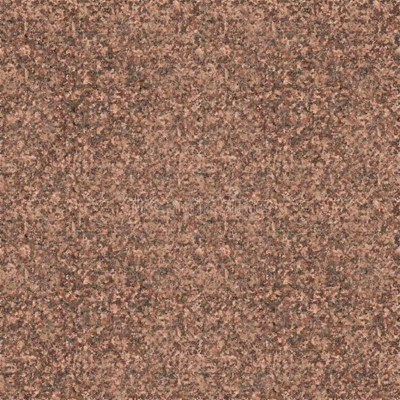 Detail Red Granite Seamless Texture royalty free stock image