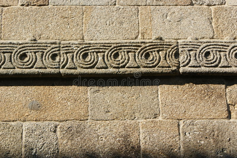 Download Detail Of Romanesque Monastery Of Paco De Sousa In Penafiel Stock Image - Image of religion, exterior: 95294205