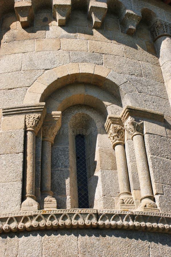 Download Detail Of Romanesque Monastery Of Sao Pedro De Ferreira Stock Photo - Image of countryside, architecture: 95570482