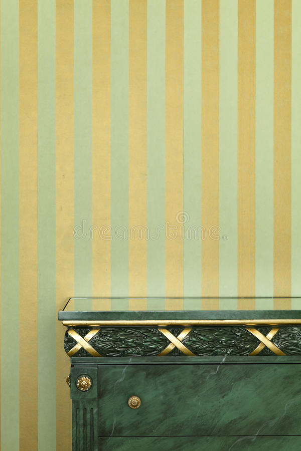 Detail room, dresser royalty free stock images