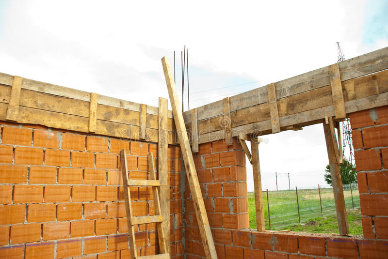 Download Detail Of Room  Under Construction Stock Photo - Image: 15348314