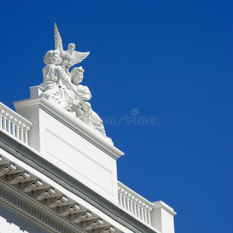 Download Detail Of Sacramento Capitol Stock Image - Image: 4488613