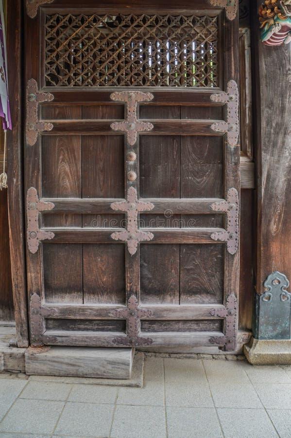 Detail Of The Sanjuusangendoo Temple At Kyoto Japan. 2015 stock photos