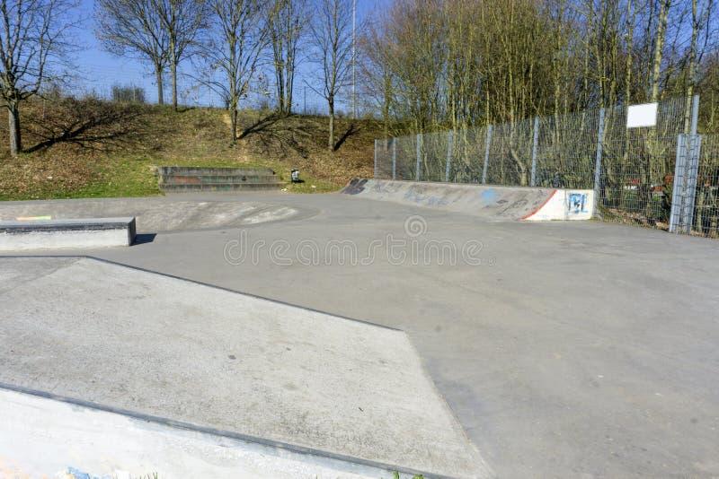 Detail from skate park stock photos