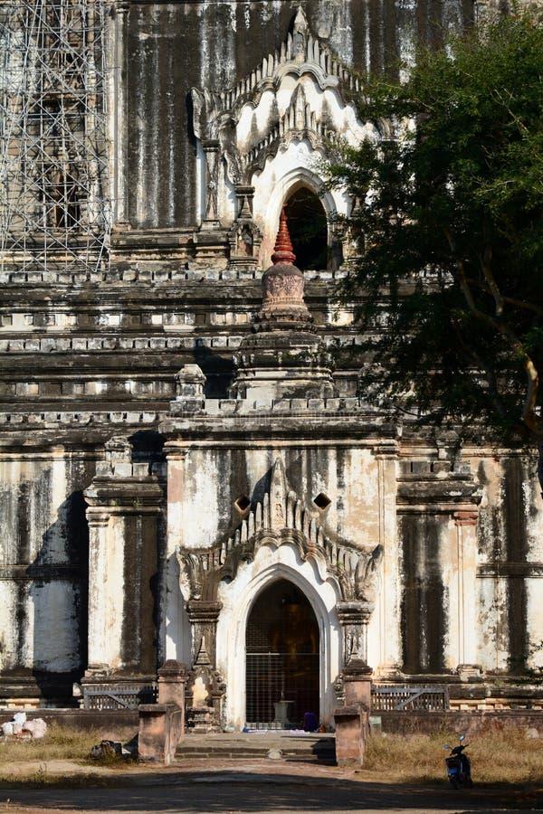 Download Detail Thatbyinnyu-Tempel Bagan Myanmar Stockbild - Bild von myanmar, buddhismus: 106804351