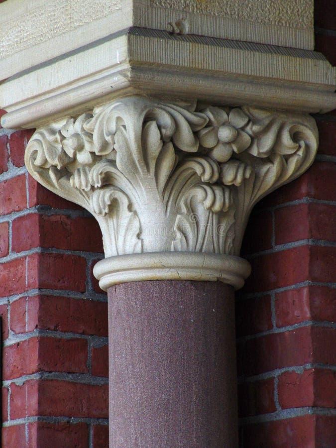 Free Detail Town Hall Columns Stock Photos - 115323