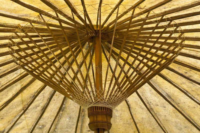 Detail of Umbrella royalty free stock images